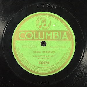 Columbia Label