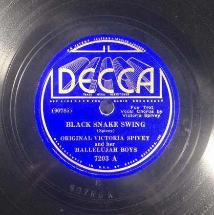 Decca Records - Discography of American Historical Recordings